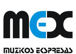 muzikos ekspresas logo